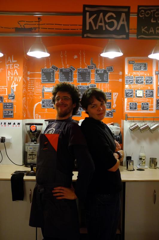Z cyklu ciekawe miejsca – Brisman Kawowy Bar