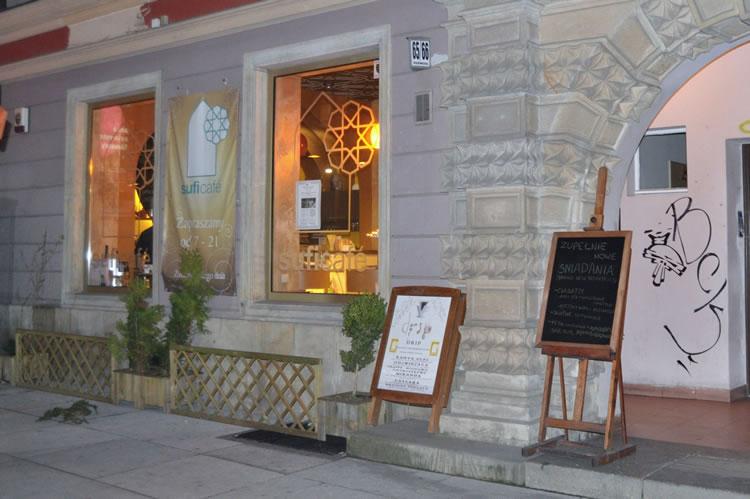 Z cyklu ciekawe miejsca – Sufi Cafe