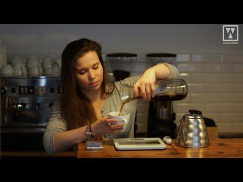 Warszawa Pije Kawę – Warsaw's Cup of Coffee