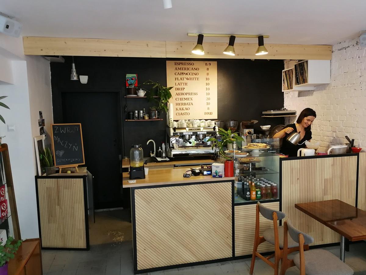 Cafe Rozrusznik – Wrocław