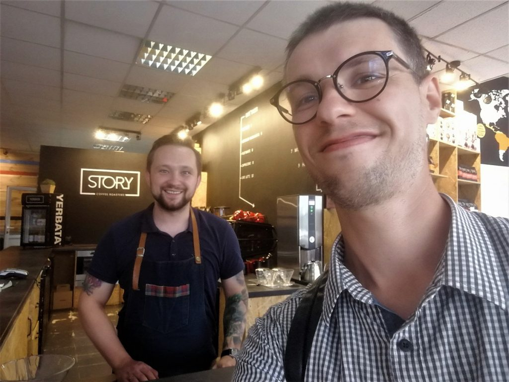 Story Coffee Roasters – Warszawa